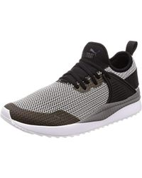 56d54ec93f PUMA Pacer Next Cage Gk Men's Shoes (trainers) In Grey in Gray for ...