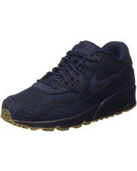 Nike Air Max 90 Premium JCRD - Blu