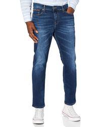 Tommy Hilfiger Ryan RLXD STRGHT ASDBS Jeans - Bleu