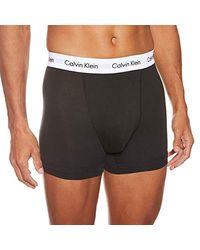 Calvin Klein Boxer (Pacco da 3) Uomo - Nero