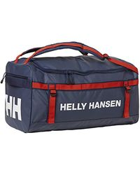 Helly Hansen HH Classic Duffel Bag Borsa da viaggio Unisex - Adulto - Blu