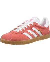 adidas Originals Baskets Gazelle - Rose