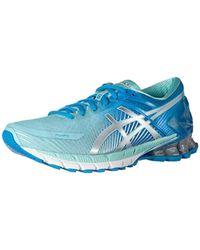 sale retailer de5ec 90695 Gel-kinsei 6 Gymnastics Shoes - Blue