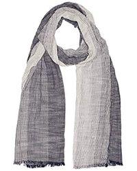 Guess - Sciarpe Yarn Dye Scarf - Lyst