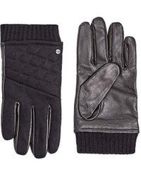 Esprit Accessoires 109ea2r002 Gloves - Black
