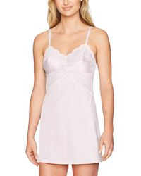 Wacoal Lace Affair Chemise - Purple