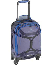 Eagle Creek Gear Warrior 4-wheel Rolling Duffel Bag, 26-inch - Blue