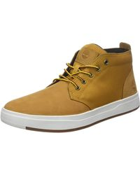 Timberland Davis Square F/L, Sneakers Montantes Homme - Neutre