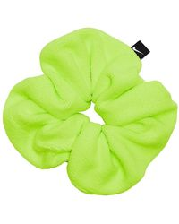 Nike Gathered Hair Tie Large Terry - Green
