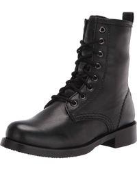 Skechers Combat Fashion Boot - Black