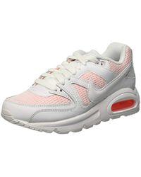 Nike Boys' Air Max Command Flex (gs) Running Shoe 844346