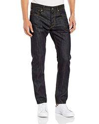 G-Star RAW 3301 Tapered Jeans Uomo - Blu
