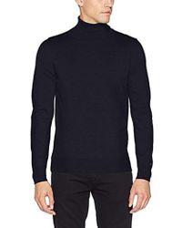 Tommy Hilfiger - Premium Wool Roll-nk CF Sudadera para Hombre - Lyst