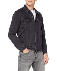 Levi's The The Trucker Jacket - Black
