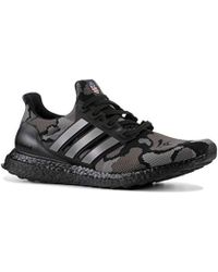 adidas Neighborhood Bape Nmd Stealth Shoes in Black for Men