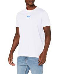 Wrangler Ss Small Logo Tee T-shirt - White