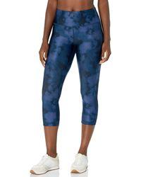 Amazon Essentials Performance Capri Legging Pants - Bleu
