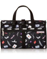 LeSportsac Travel Organizer Carry On - Black