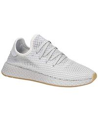 san francisco d1e71 50234 adidas - Deerupt Runner W Gymnastics Shoes - Lyst