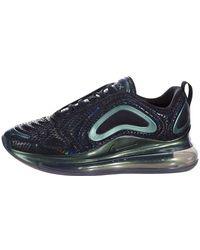 Nike Baskets Air Max 720 - Noir