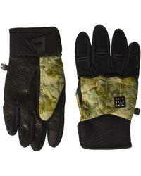 Quiksilver Method TECH Snow Gloves Handschuhe für kaltes Wetter - Grün