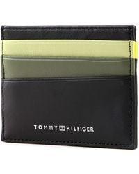 Tommy Hilfiger - Seasonal CC Holder Black - Lyst