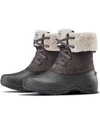 The North Face Shellista II Roll-Down - Gris