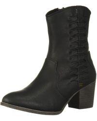 Billabong Pull Me Up Boot Fashion - Black