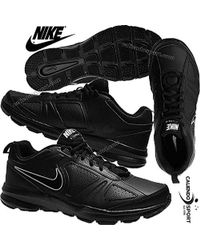 Nike T lite Xi Trainers in Black for Men Lyst