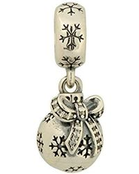 PANDORA Cubic Zirconia 925 Silver Pendant 791410cz - Metallic