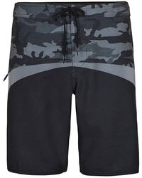 O'neill Sportswear Pm Hyperfreak Boardshorts Swim Briefs - Black