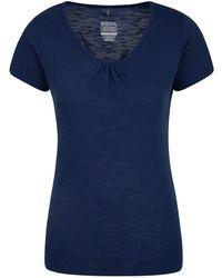 Mountain Warehouse Shirt - Lightweight Ladies - Blue