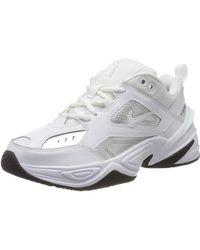 Nike Chaussure M2K Tekno Essential pour - Blanc