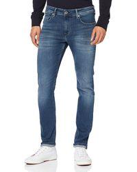 Pepe Jeans Finsbury Skinny Jeans, - Blau