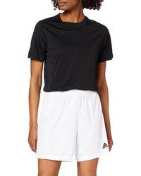 adidas T19 KN SHO W Short - Blanc