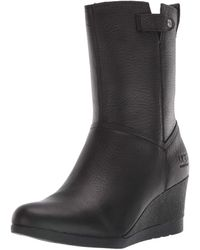 UGG Potrero Fashion Boot - Black