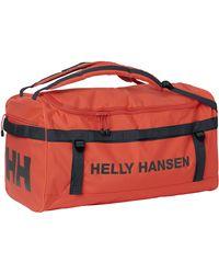 Helly Hansen HH Classic Medium Duffel Beutel (70L) - Rot