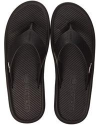 Lacoste Croco Sandal 219 1 CMA - Noir