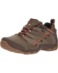 Merrell Chameleon 7 Waterproof Hiking Shoe, Dusty Olive, 11.0 M Us - Multicolour