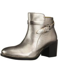 Hush Puppies Hannah Strap Boot Ankle - Multicolor