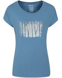 Mountain Warehouse Breathable Ladies - Blue