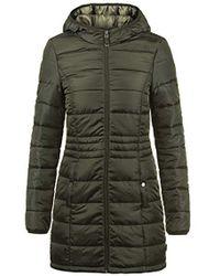 Vero Moda Palina Parka Outdoor Jacket Winter Coat - Green