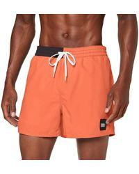 O'neill Sportswear Blocked Board Shorts - Orange