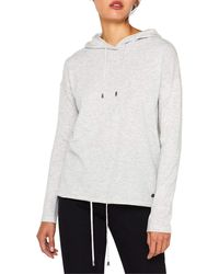 Esprit 099EE1I009 Sweater - Gris