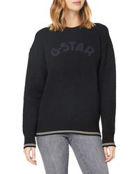 G-Star RAW - College Loose suéter - Lyst