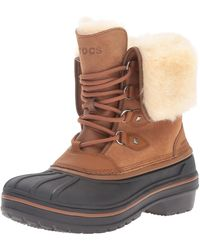 Crocs™ AllCast II Boot - Braun