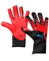 PUMA Future Grip 2.1 Goalkeeper Gloves - Red