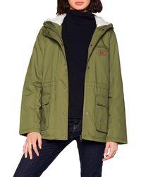 Billabong Facil Iti Jacket - Green