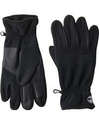 Timberland Performance Fleece Glove With Touchscreen Technology - Black