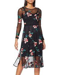 Coast Elizabeth Party Dress - Black